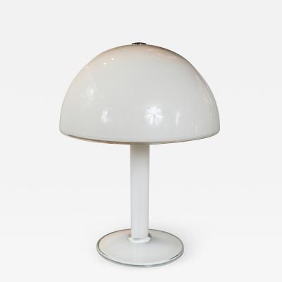 Carlo Moretti Large 20th Century Murano Dome Shaped Table Lamp by Carlo Moretti