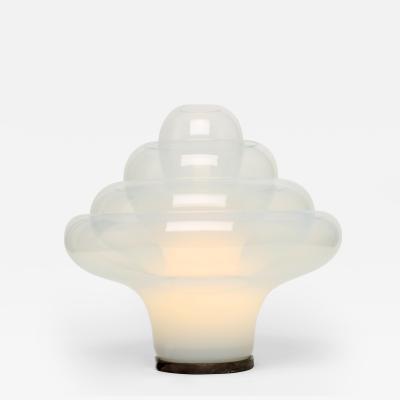 Carlo Nason Carlo Nason Table Lamp Lotus for Mazzega