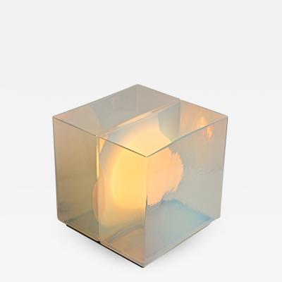 Carlo Nason Carlo Nason for Mazzega LT323 Opaline and Lattimo Glass Designer Inspiration