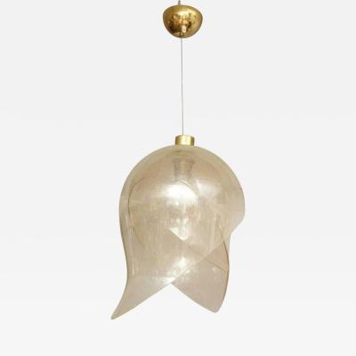 Carlo Nason Mazzega Pendant Light Designed by Carlo Nason Made in Italy