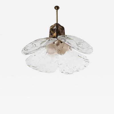 Carlo Nason Pendant lamp by Carlo Nason for Mazzega