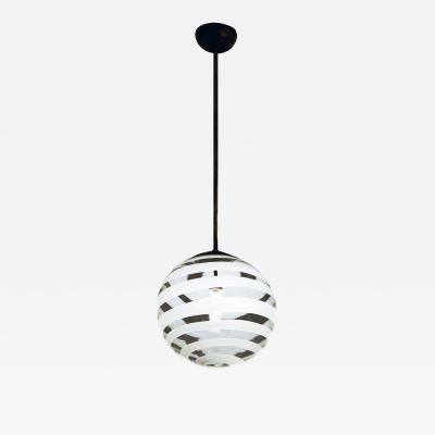 Carlo Scarpa Carlo Scarpa Ceiling Lamp by Venini 1938