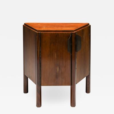 Carlo Scarpa Carlo Scarpa dry bar cabinet 1950s