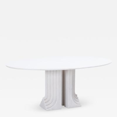 Carlo Scarpa Carlo Scarpa marble Samo table Simon Italy 1970