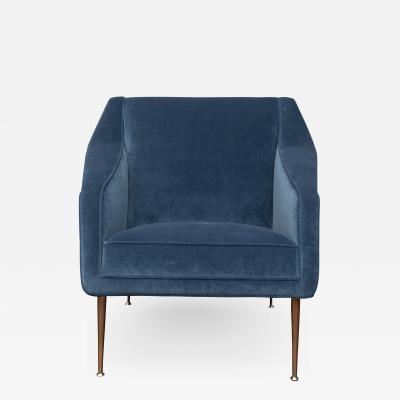 Carlo de Carli Carlo de Carli Lounge Chair for Singer Sons