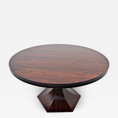 Carlo de Carli Carlo di Carli Carlo Di Carli Round Dining Table 1960s