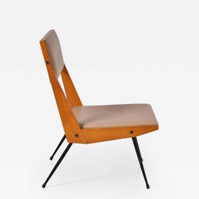 Carlo di Carli 1950s Carlo di Carli attributed Easy Chair Italy
