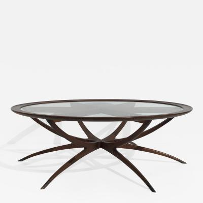 Carlo di Carli Danish Spider Leg Coffee Table