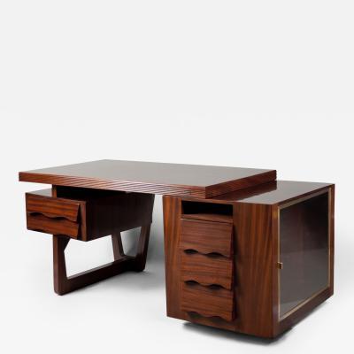 Carlo di Carli Desk by Carlo di Carli 1910 1999 Italy ca 1940