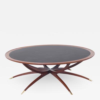 Carlo di Carli Vintage Spider Leg Coffee Table