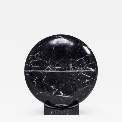 Carlos Aucejo Core Marble Table Lamp by Carlos Aucejo