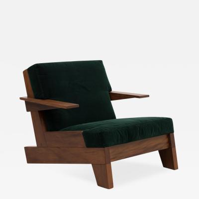 Carlos Motta CJ1 Lounge Armchair by Carlos Motta
