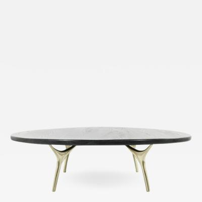 Carlos Solano Granda Crescent Collection Coffee Table