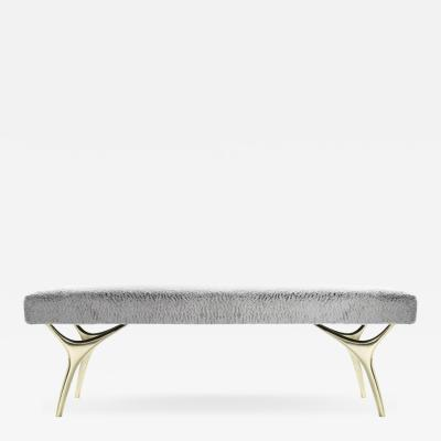 Carlos Solano Granda Stamford Moderns Crescent Bench