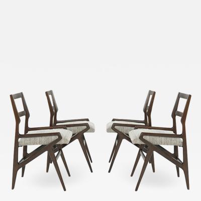 Carlos Solano Granda Stamford Moderns Gazelle Dining Chairs