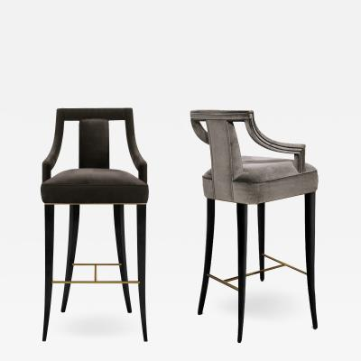 Carlyle Collective Eanda Bar Counter Chair