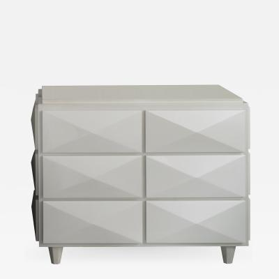Carlyle Collective Franklin Faceted Nightstand