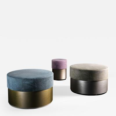 Carlyle Collective Gramercy Poufs