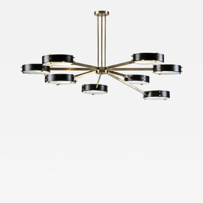 Carlyle Collective Henry 8 Arm Ceiling Fixture
