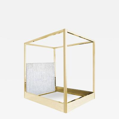 Carlyle Collective Jillian Brass Bed