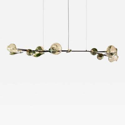 Carlyle Collective Leaf Chandelier