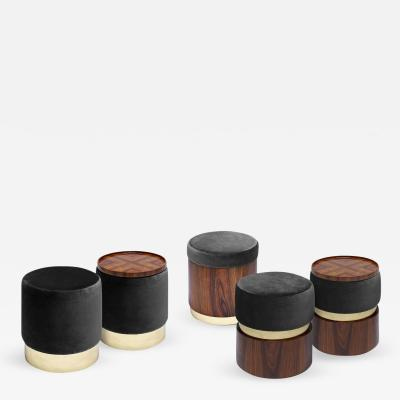 Carlyle Collective Lune Stools