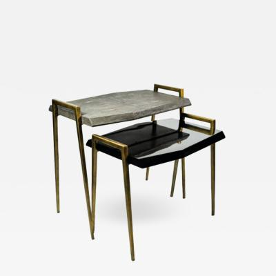 Carlyle Collective Lyon Side Tables