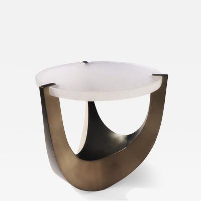 Carlyle Collective Melut Side Table