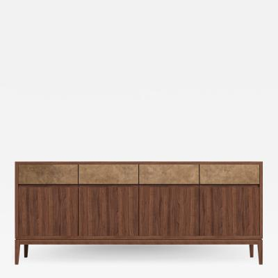 Carlyle Collective Nogal Cabinet