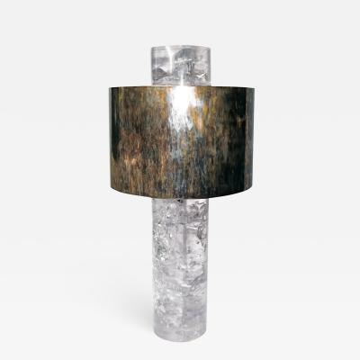 Carlyle Collective Tortoise On The Rock Table Lamp