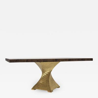 Carlyle Collective Twister Dining Table