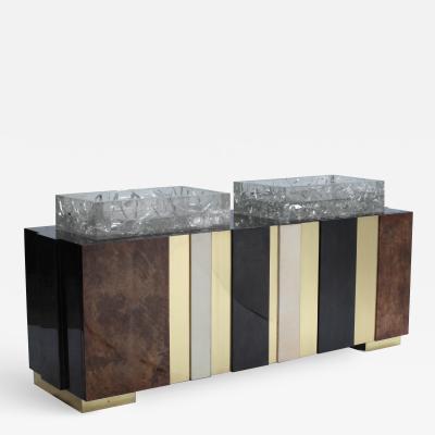 Carlyle Collective Vergrano Double Bathroom Vanity