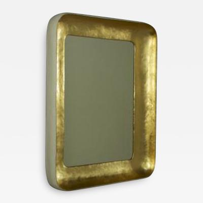 Carol Canner Carvers Guild Cove Mirror by Carol Canner