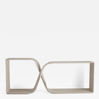 Carol Egan Sculptural Twist Console