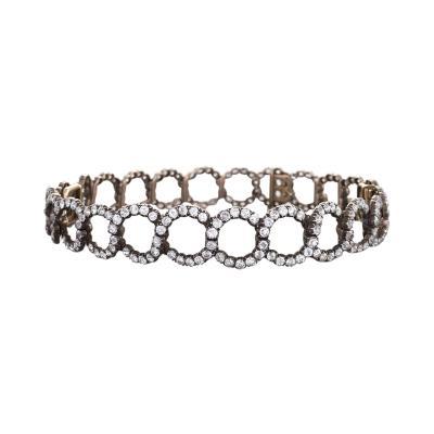 Carrington Company Choker Necklace Bracelet Bandeau Headband by Carrington Company