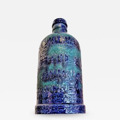 Carstens Keramik CARSTENS BLUE AND AQUAMARINE BOTTLE VASE 190 31