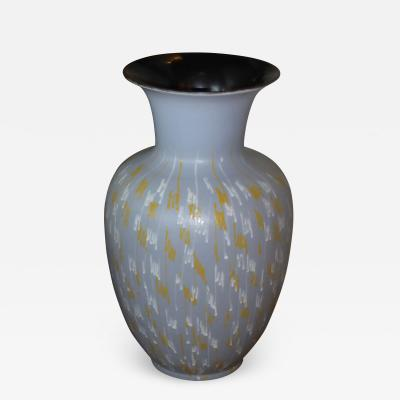Carstens Keramik Large Modern German Pottery Floor Vase By