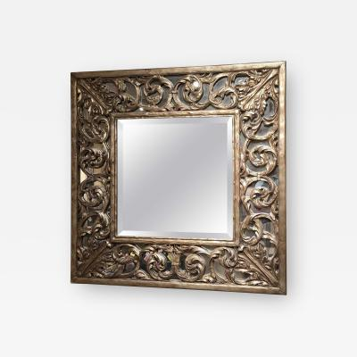 Carved Champain Mirror