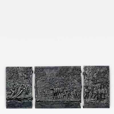 Cast Iron Fireback Panels
