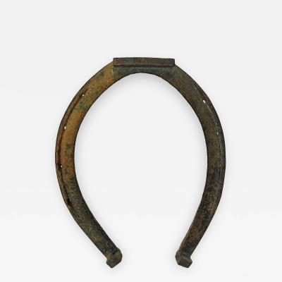 Cast Iron Horseshoe Trade Sign