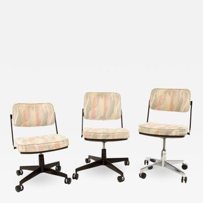 Castelli Style Italian Mid Century Modern Desk Chair