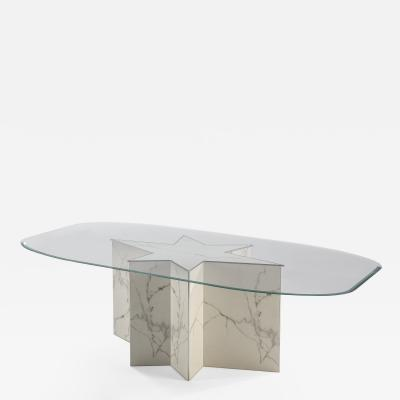 Caterina Licitra Caterina Licitra Tributo A Gio Ponti Star Dining Table