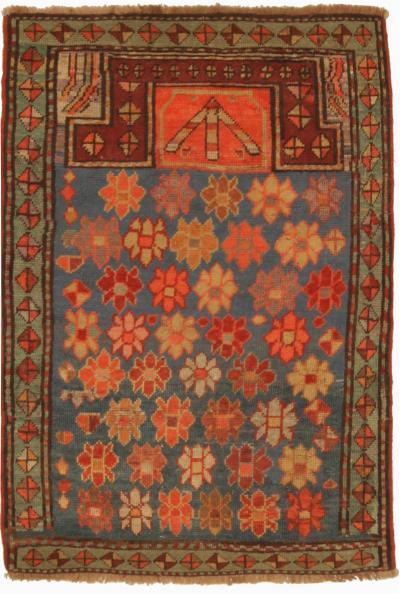 Caucasian Vintage Rug