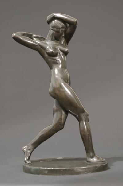 Cecil de Blaquiere Howard THE DANCE