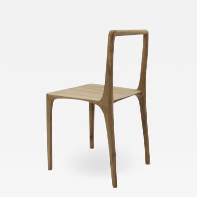 Cedric Breisacher Dot Chair Hand Sculpted and Signed by Cedric Breisacher
