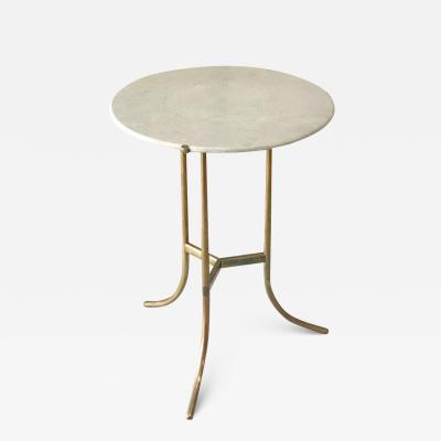 Cedric Hartman Cedric Hartman Bronze Side Table
