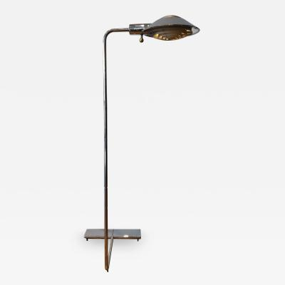Cedric Hartman Cedric Hartman Chrome Floor Lamp