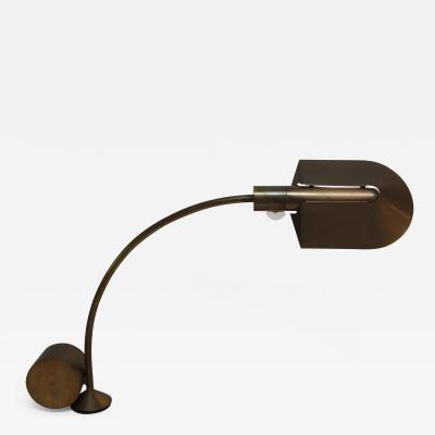 Cedric Hartman Cedric Hartman Counterweighted Brass Table Lamp