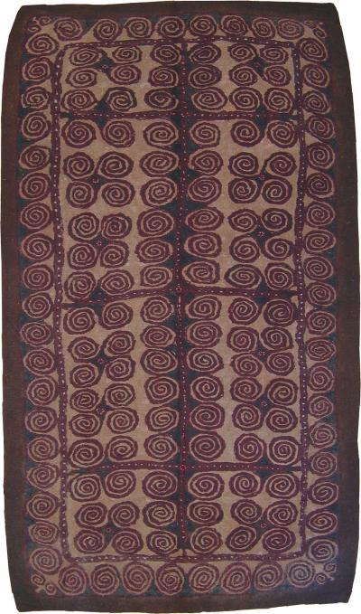 Central Asian Felt Carpet DK 38 11