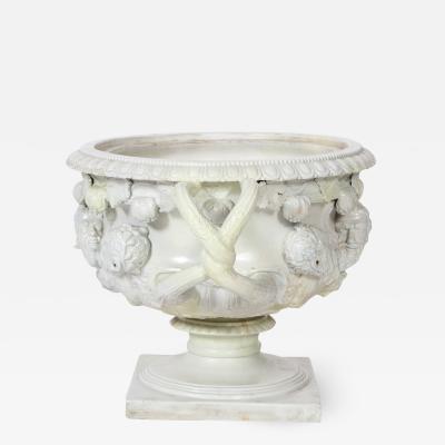 Ceramic Model of a Warwick Vase